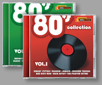 The 80's Collection-20CD