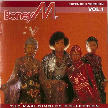 Boney M - The Maxi-Single Collection Extended Vol.1