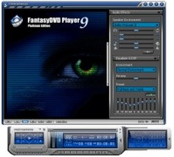 FantasyDVD Player Platinum v9.3.8 Build 828