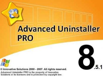Advanced Uninstaller Pro 8.5.1