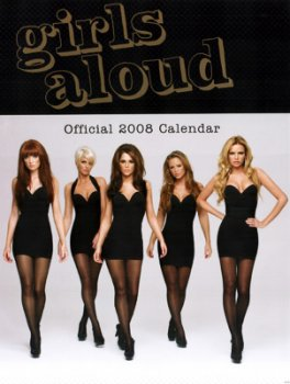 Girls Aloud - Official Calendar 2008