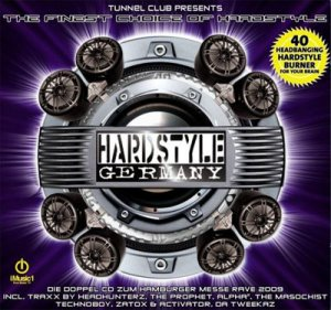 Hardstyle Germany Vol.4 (2009)