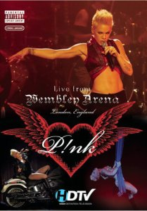 Pink - I'm Not Dead - Live from Wembley Arena (2007) HDTV [720p]