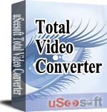uSeesoft Total Video Converter 1.5.0.5