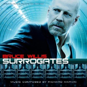 OST - Суррогаты / Surrogates (by Richard Marvin) - 2009