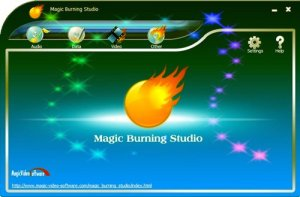 Magic Burning Studio 11.6.0.289
