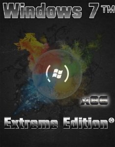 Windows 7™ Extreme Edition® R1 32bit (2009/ENG + RUS MUI)