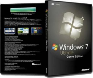 Windows 7 Ultimate Game Edition