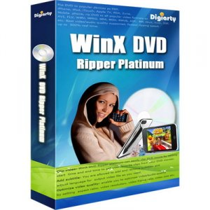 WinX DVD Ripper Platinum 5.9.3 Build 20100316