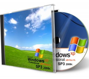 Microsoft© Windows XP SP3 by YikxX (2010/RUS)