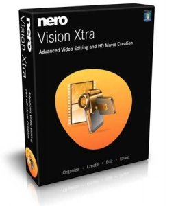 Nero Vision v7.0.8.100 RePack by MKN *Fixed*