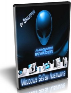 Windows Se7en Alienware x86 (2010/ENG+RUS) by Benjamin