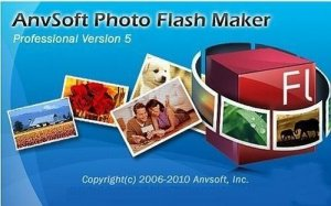 AnvSoft Photo Flash Maker Pro 5.26 + Rus