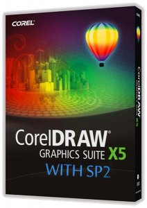 CorelDRAW Graphics Suite X5 15.2.0.661 SP2 (2010/RUS/ENG)