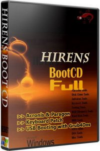 Hiren's BootCD 12.0 RUS FULL (Acronis & Paragon + Keyboard Patch + USB Booting with Grub4Dos)