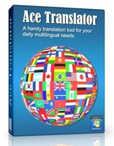 Ace Translator v8.3.1.502