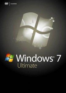 "Windows 7 Ultimate 7601.17105 SP1 v.721 x64 RU Code Name ""Economy Class"" (2010) Русский"