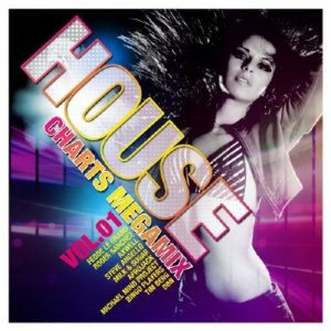 House Charts Megamix Vol.1 (2011)