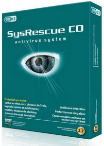 ESET SysRescue CD 4.2.67.10 RUS by 11.01.2011