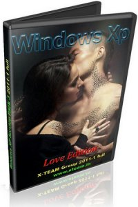 Windows XP SP3 X-TEAM Group Love Edition Full Package (2011-1/RUS)
