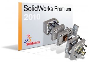 SolidWorks Enterprise PDM 2010 SP5.0 32bit/64bit (RUS)