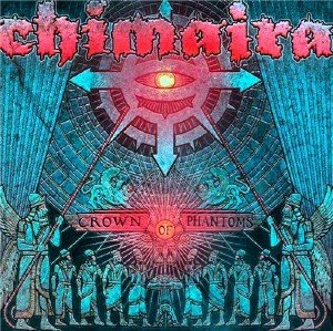 Chimaira - Crown Of Phantoms (2013)