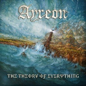 Ayreon - The Theory Of Everything [Limited Edition] (2013)
