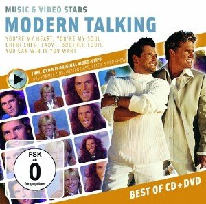 Modern Talking - Music and Video Stars (2013)