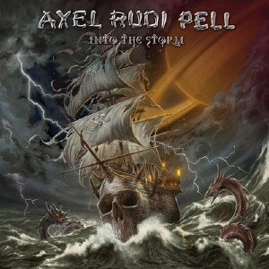 Axel Rudi Pell - Into the Storm [Limited Edition] (2014)
