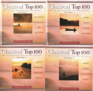 Classical Top 100 (6CD) [1996] MP3
