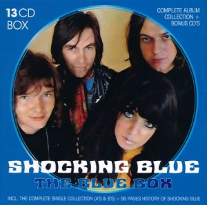 Shocking Blue - The Blue Box (13CD Box Set) [2017]