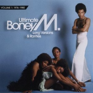 Boney M. - Ultimate Long Versions & Rarities (3CD) [2008-2009]