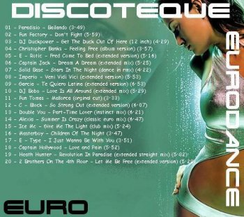 VA - Discoteque Euro vol.04