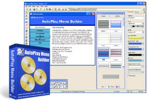 AutoPlay Menu Builder 6.1 Build 1911